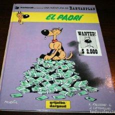 Cómics: RANTANPLAN - EL PADRÍ - FAUCHE/LETURGIE - GRIJALBO/DARGAUD - 1989 - EN CATALÁN. Lote 125323603