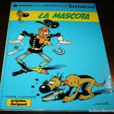Cómics: RANTANPLAN - LA MASCOTA - FAUCHE/LETURGIE/MORRIS - GRIJALBO/DARGAUD - 1988 - EN CATALÁN . Lote 125323823