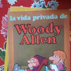 Cómics: LOTE DE DOS CÓMICS DE WOODY ALLEN. Lote 126090946