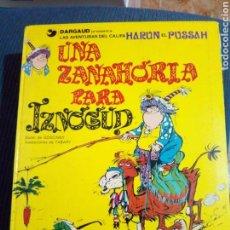 Cómics: LAS AVENTURAS DEL CALIFA HARUN EL PUSSAH. Nº 1 EDICIONES JUNIOR.. Lote 126191639