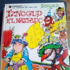 Cómics: LAS AVENTURAS DEL GRAN VISIR HARUN EL PUSSAH. Nº 5 EDICIONES JUNIOR.. Lote 126192363