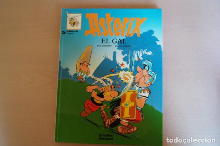 LIBRO ASTERIX EL GAL. EN CATALAN. GRIJALBO. DIBUJOS UDERZO. VER FOTOS (Tebeos y Comics - Grijalbo - Asterix)