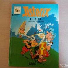 Cómics: LIBRO ASTERIX EL GAL. EN CATALAN. GRIJALBO. DIBUJOS UDERZO. VER FOTOS. Lote 126247807