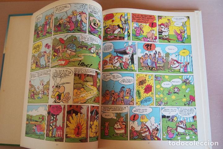 Cómics: LIBRO ASTERIX EL GAL. EN CATALAN. GRIJALBO. DIBUJOS UDERZO. VER FOTOS - Foto 3 - 126247807