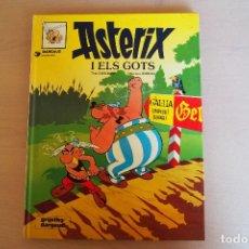 Cómics: LIBRO ASTERIX I ELS GOTS. EN CATALAN. GRIJALBO. DIBUJOS UDERZO. VER FOTOS. Lote 126248043