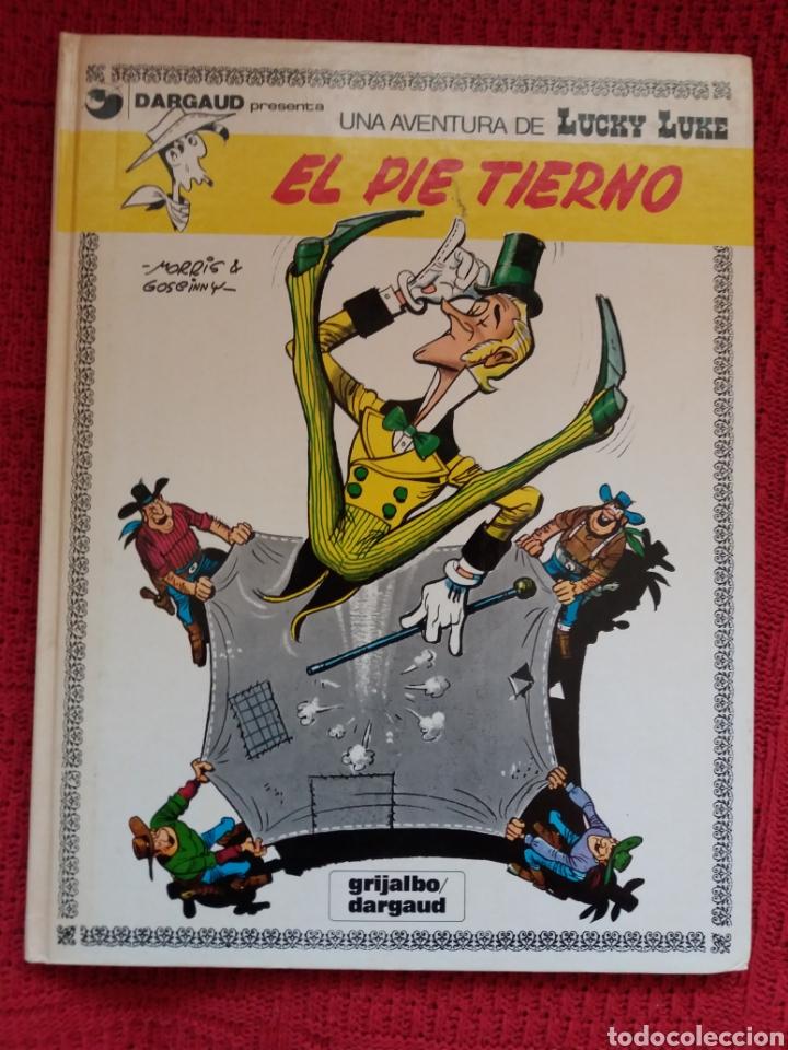 LUCKY LUKE -EL PIE TIERNO- (Tebeos y Comics - Grijalbo - Lucky Luke)