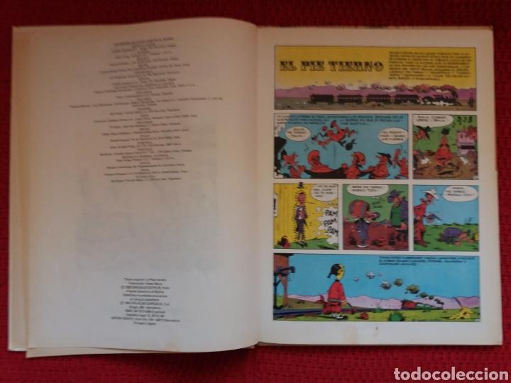 Cómics: LUCKY LUKE -EL PIE TIERNO- - Foto 2 - 126362764
