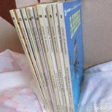 Comics : COLECCION TENIENTE BLUEBERRY 2 - 7 - 8 -9- 10 -12- 15 -18 -19 - 23 -24. Lote 126756991