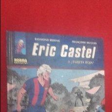 Cómics: ERIC CASTEL 3 - TARJETA ROJA - REDING & HUGUES - ED. NORMA - CARTONE. Lote 126807587