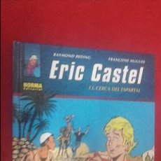 Cómics: ERIC CASTEL 13 - CERCA DEL ESPARTAL - REDING & HUGUES - ED. NORMA - CARTONE. Lote 126807823