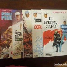 Cómics: COMICS - BERNARD PRINCE - EDITORIAL GRIJALBO - COLECCION COMPLETA - HERMAN / GREG. Lote 126861743