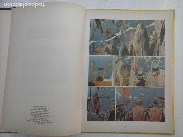 Cómics: JEREMIAH Nº 6 - LA SECTA - GRIJALBO - JUNIOR 1983 - HERMAN - MUY BUEN ESTADO - Foto 5 - 126960343