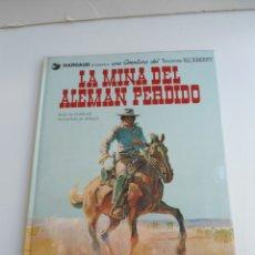 Cómics: TENIENTE BLUEBERRY Nº 1 - LA MINA DEL ALEMAN PERDIDO - GRIJALBO DARGAUD 1981 - EXCELENTE ESTADO. Lote 126981523