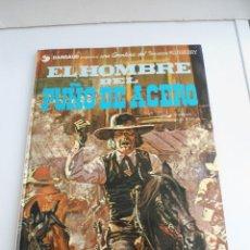 Cómics: TENIENTE BLUEBERRY Nº 4 - EL HOMBRE DEL PUÑO DE ACERO - GRIJALBO DARGAUD 1980 - EXCELENTE ESTADO. Lote 127006527
