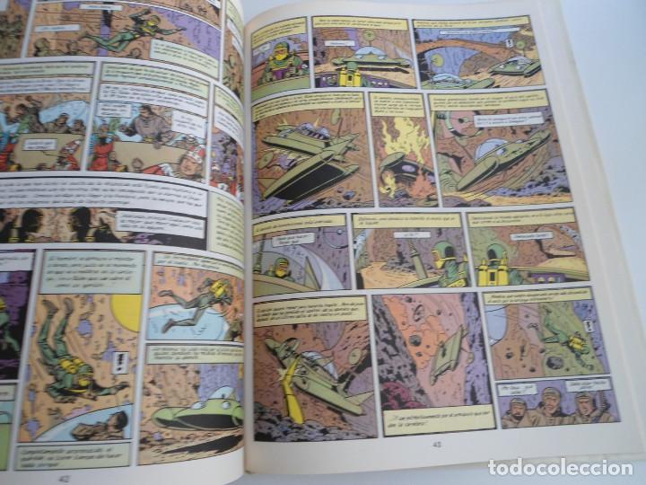 Cómics: LAS AVENTURAS DE BLAKE Y MORTIMER nº 4 - EL ENIGMA DE LA ATLANTIDA - JUNIOR GRIJALBO 1984 - PERFECTO - Foto 9 - 127012851