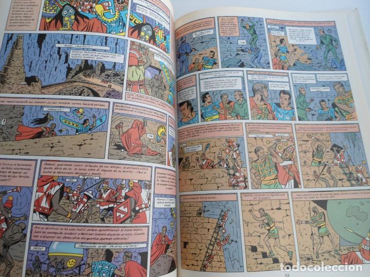 Cómics: LAS AVENTURAS DE BLAKE Y MORTIMER nº 4 - EL ENIGMA DE LA ATLANTIDA - JUNIOR GRIJALBO 1984 - PERFECTO - Foto 12 - 127012851