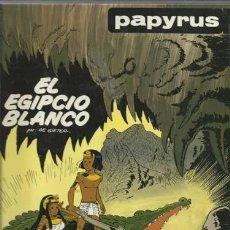 Cómics: PAPYRUS 5: EL EGIPCIO BLANCO, 1989, JUNIOR, MUY BUEN ESTADO. Lote 127090447