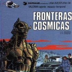 Cómics: VALERIAN- AGENTE ESPACIO-TEMPORAL- Nº 13 -FRONTERAS CÓSMICAS- 1989-FLAMANTE-DIFÍCIL-9044. Lote 127457867
