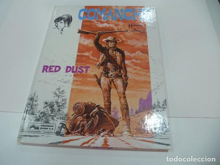 CÓMIC Nº 1 DE COMANCHE (Tebeos y Comics - Grijalbo - Comanche)