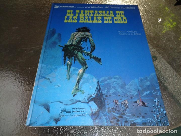BLUEBERRY Nº 2 EL FANTASMA DE LAS BALAS DE ORO GRIJALBO.CEF (Tebeos y Comics - Grijalbo - Blueberry)