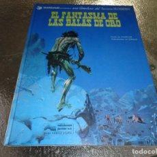 Cómics: BLUEBERRY Nº 2 EL FANTASMA DE LAS BALAS DE ORO GRIJALBO.CEF. Lote 127509939