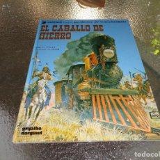 Cómics: BLUEBERRY Nº 3 EL CABALLO DE HIERRO GRIJALBO.CEF. Lote 127510219