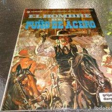 Cómics: BLUEBERRY Nº 4 EL HOMBRE DEL PUÑO DE ACERO GRIJALBO. CEF. Lote 127510391