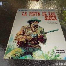 Cómics: BLUEBERRY Nº 5 LA PISTA DE LOS SIOUX GRIJALBO. CEF. Lote 127510663