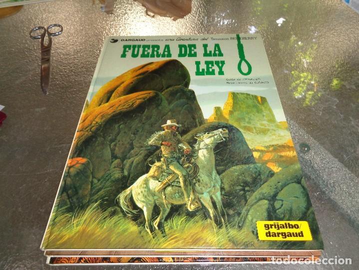 BLUEBERRY Nº 10 FUERA DE LA LEY GRIJALBO. CEF (Tebeos y Comics - Grijalbo - Blueberry)