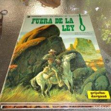 Cómics: BLUEBERRY Nº 10 FUERA DE LA LEY GRIJALBO. CEF. Lote 127511895