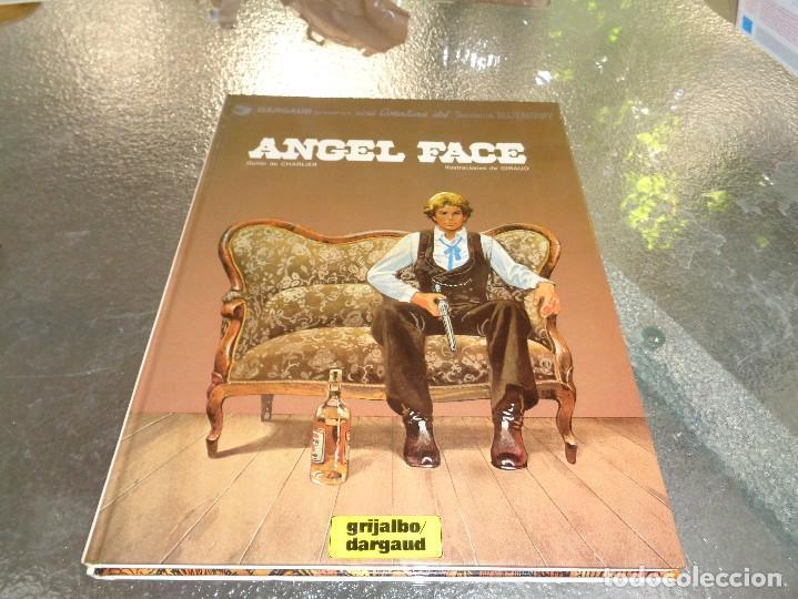 BLUEBERRY Nº 11 ANGEL FACE GRIJALBO.CEF (Tebeos y Comics - Grijalbo - Blueberry)