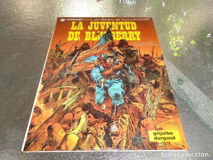 BLUEBERRY Nº 12 LA JUVENTUD DE BLUEBERRY GRIJALBO. CEF (Tebeos y Comics - Grijalbo - Blueberry)