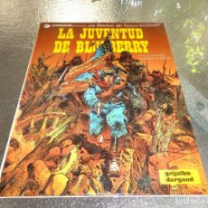 Cómics: BLUEBERRY Nº 12 LA JUVENTUD DE BLUEBERRY GRIJALBO. CEF. Lote 127512199