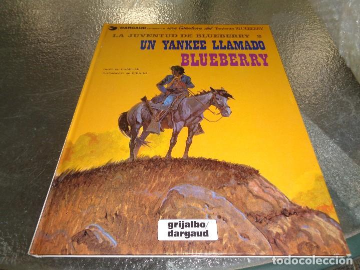 BLUEBERRY Nº 13 UN YANKEE LLAMADO BLUEBERRY GRIJALBO (Tebeos y Comics - Grijalbo - Blueberry)