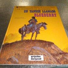Cómics: BLUEBERRY Nº 13 UN YANKEE LLAMADO BLUEBERRY GRIJALBO.CEF. Lote 127512351