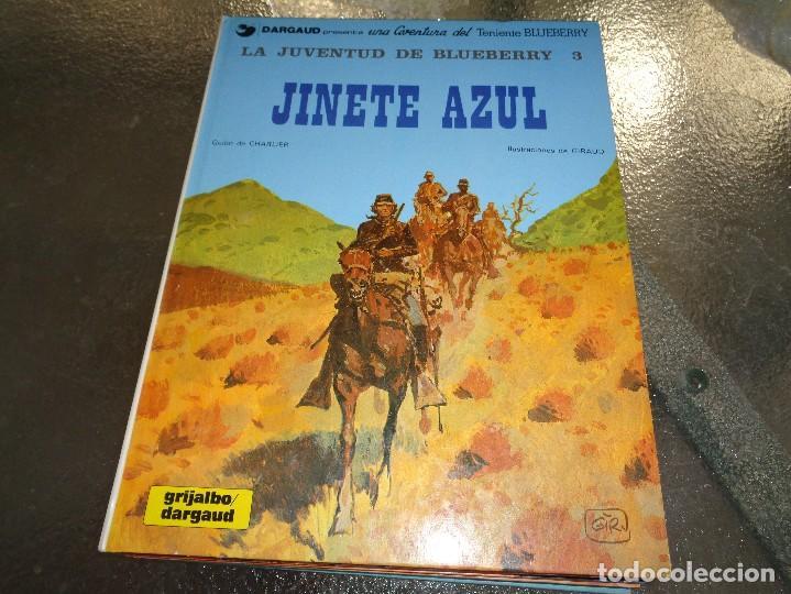 BLUEBERRY Nº 14 JINETE AZUL GRIJALBO (Tebeos y Comics - Grijalbo - Blueberry)