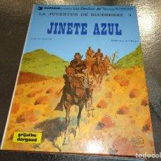 Cómics: BLUEBERRY Nº 14 JINETE AZUL GRIJALBO.CEF. Lote 127512555