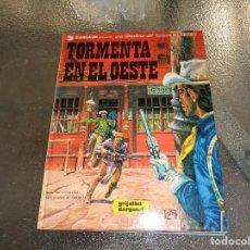 Cómics: BLUEBERRY Nº 17 TORMENTA EN EL OESTE GRIJALBO.CEF. Lote 127513123