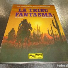 Cómics: BLUEBERRY Nº 21 LA TRIBU FANTASMA GRIJALBO. Lote 127514051