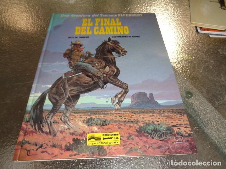 BLUEBERRY Nº 26 EL FINAL DEL CAMINO GRIJALBO. CEF (Tebeos y Comics - Grijalbo - Blueberry)