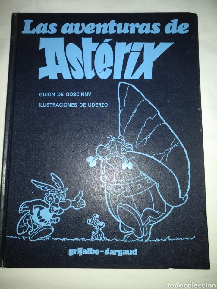 LAS AVENTURAS DE ASTÉRIX N° 4 GRIJALBO-DARGAUD 1981. (Tebeos y Comics - Grijalbo - Asterix)