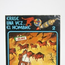Cómics: CÓMIC DE TAPA BLANDA - ERASE UNA VEZ.... EL HOMBRE Nº 2 - EDIT. JUNIOR/GRIJALBO - AÑO 1979. Lote 127923876