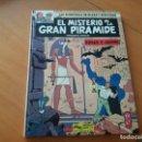 Cómics: EL MISTERIO DE LA GRAN PIRÁMIDE. I PARTE. BLAKE Y MORTIMER. N° 1. JUNIOR. GRIJALBO. 1983.. Lote 127989235