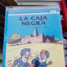 Cómics: LAS AVENTURAS DE SPIROU Y FANTASIO. LA CAJA NEGRA. Lote 128047510