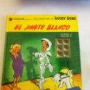 Cómics: LUCKY LUKE - EL JINETE BLANCO - 1982 . Lote 128055759