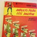 Cómics: LUCKY LUKE - INDULTO PARA LOS DALTON- 1980 - . Lote 128055815