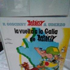 Cómics: 27-LA VUELTA A LA GALIA DE ASTERIX, SALVAT 2011. Lote 128146359