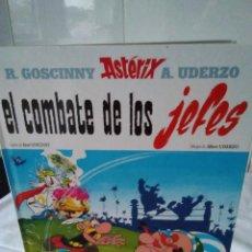Cómics: 24-ASTERIX EL COMBATE DE LOS JEFES, BRUÑO 2012. Lote 128146567
