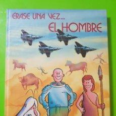 Cómics: LOTE DE 2 TOMOS EN TAPAS DURAS ACOLCHADAS DE ERASE UNA VEZ... EL HOMBRE DEL AÑO 1978. Lote 128298615