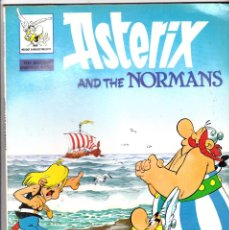 Cómics: ASTERIX AND THE NORMANS -A.22- GOSCINNY & UDERZO -- EDICIONES PARDO - EN INGLES -- 1978. Lote 128301287